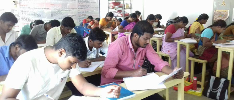 TNPSC Coaching Centre Classroom