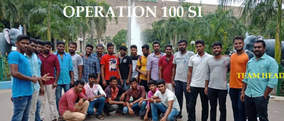 TNPSC Coaching Centre Operation 100 SI